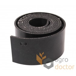 Rubber sealing tape 0006306510 Claas of feeder house