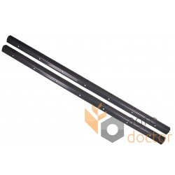 Set of rasp bars 0001747600 for Claas Lexion