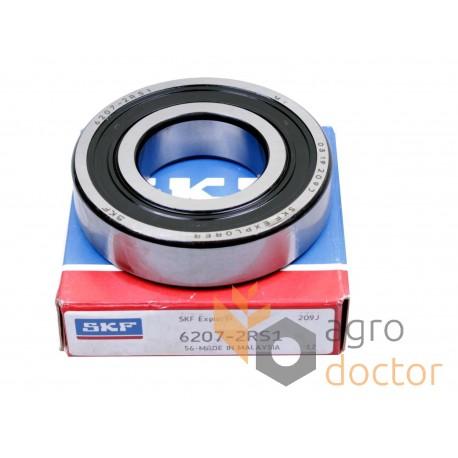 SKF 6207-2RS1 Deep Groove Ball Bearings 35x72x17 mm