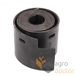 Rubber sealing tape, 70x1315mm