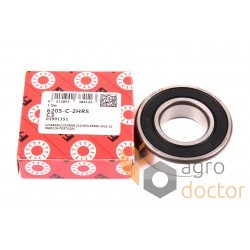 6205-2RSR-C3 [FAG] Deep groove ball bearing