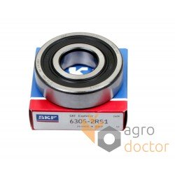 6305-2RS [SKF] Deep groove ball bearing
