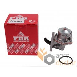 Bomba de combustible de motor Deutz - 02134511 Deutz-Fahr