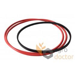 Sleeve O-ring kit (3 rings) AR65507 for John Deere engine (Bepco)