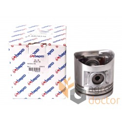 Piston with pin for engine - AR78310 John Deere [Bepco]