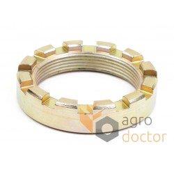 Castellated nut M45x1,5 - 0005008911 Claas