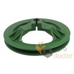 Fan drive variable speed Pulley Z11084 John Deere