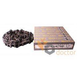 Feederhouse roller chain S52/2K1/J2A [Rollon] - per meter