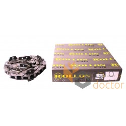 Feederhouse roller chain 38.4 VB/2K1/J3A [Rollon] - per meter
