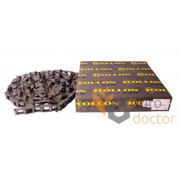 Return grain elevator chain 38.4 R/SD/J2A - per meter