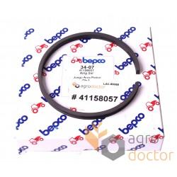Piston ring set 745818M91 Massey Ferguson двигуна Perkins, (5 кілець), [Bepco]