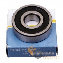 132648.0 - 0001326480 - Deep groove ball bearing - [Timken]