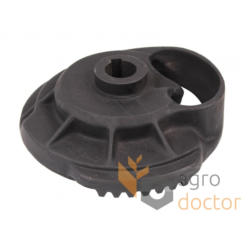 Knotter crown wheel 205 3788 13 New Holland, d28mm OEM