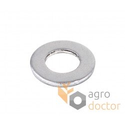 Zinc plated washer 8 mm