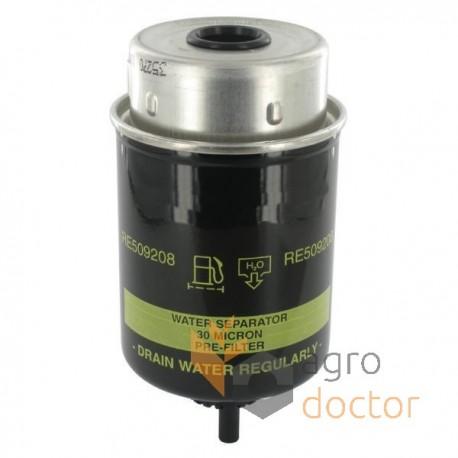 fuel filter re53729 john deere [bepco]