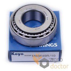 M86649/M86610 [Koyo] Tapered roller bearing