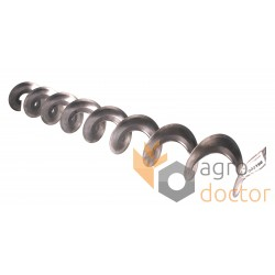 Left hand auger spiral - 002198.0 Claas - 120x120x30mm
