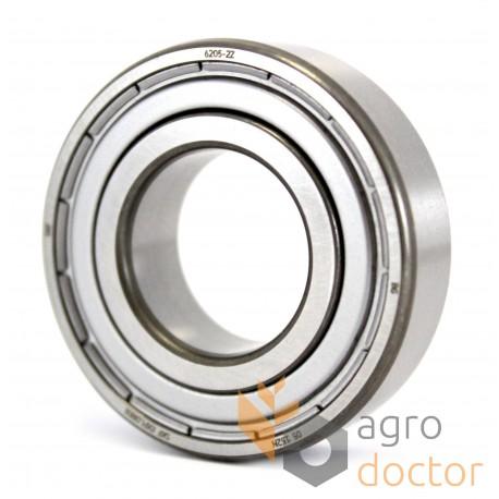 6205zz Ball Bearing 52 x 25 x 15 6205ZZ 2 Qty 6205 2Z NEW Replacement