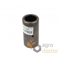 SPLINED COUPLING 23T