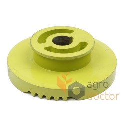 Plate with brake drum - 800426.4 Claas Markant
