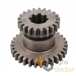 Double shifter gear 631636 Claas - T31/T21