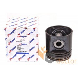 Piston with pin for engine - 4115P015 Perkins [Bepco]