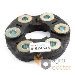 Flexible coupling rubber disc 65x160mm [SGF]