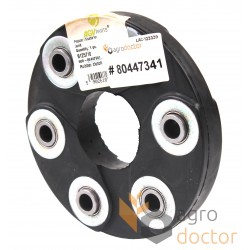 Coupling rubber combine 80447341 New holland
