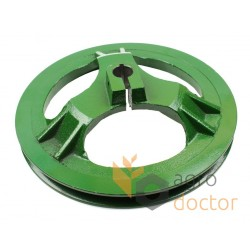 Fan Drive Variable Speed Pulley Z10812 John Deere [TR]