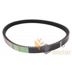 Variable speed belt Z20459 [John Deere] HI46 Agro Power [Optibelt]
