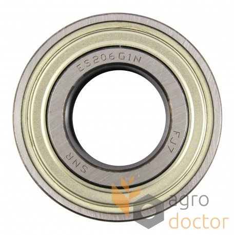 ES206G1N [SNR] Radial insert ball bearing