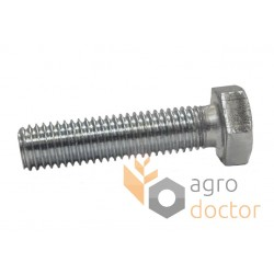 Hex bolt M10x55 - 233572 Claas
