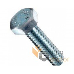 Hex bolt M10x35 - 237874 Claas