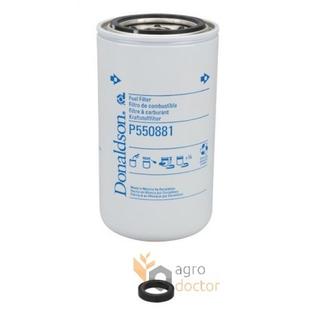 Fuel Filter P550881 Donaldson Oem P550881 For Case Cummins Order At Online Shop Agrodoctor Eu