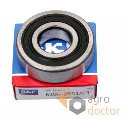 6305-2RSC3 [SKF] Deep groove ball bearing