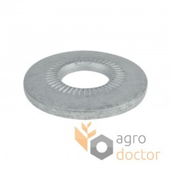 Washer 000239389 (zinc-coated) for Claas combines