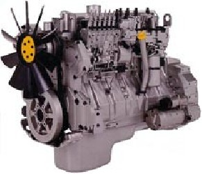 Diesel Engine PERKINS 1306 9TA