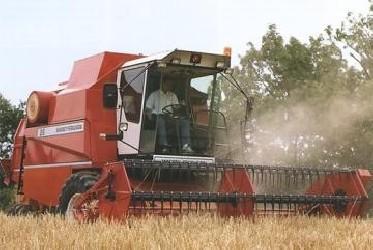 Combine harvester MASSEY FERGUSON MF 22 - MASSEY FERGUSON MF