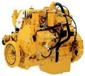 Diesel Engine CAT 3126B