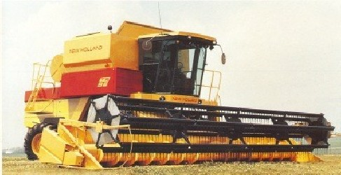 Combine harvester NEW HOLLAND TR76 - TR96