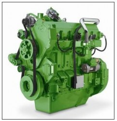 Diesel engines John Deere