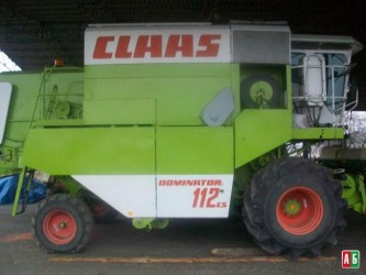 Combine harvester CLAAS Dominator 112CS - 116CS