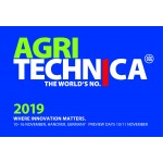 Agritechnica 2019 - Hall 18, Stand - B06