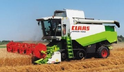 Combine harvester CLAAS LEXION 440-480