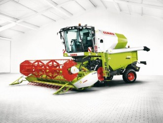 Combine harvester CLAAS AVERO 160, CLAAS AVERO  240