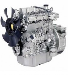 Diesel Engine PERKINS 1006.60T